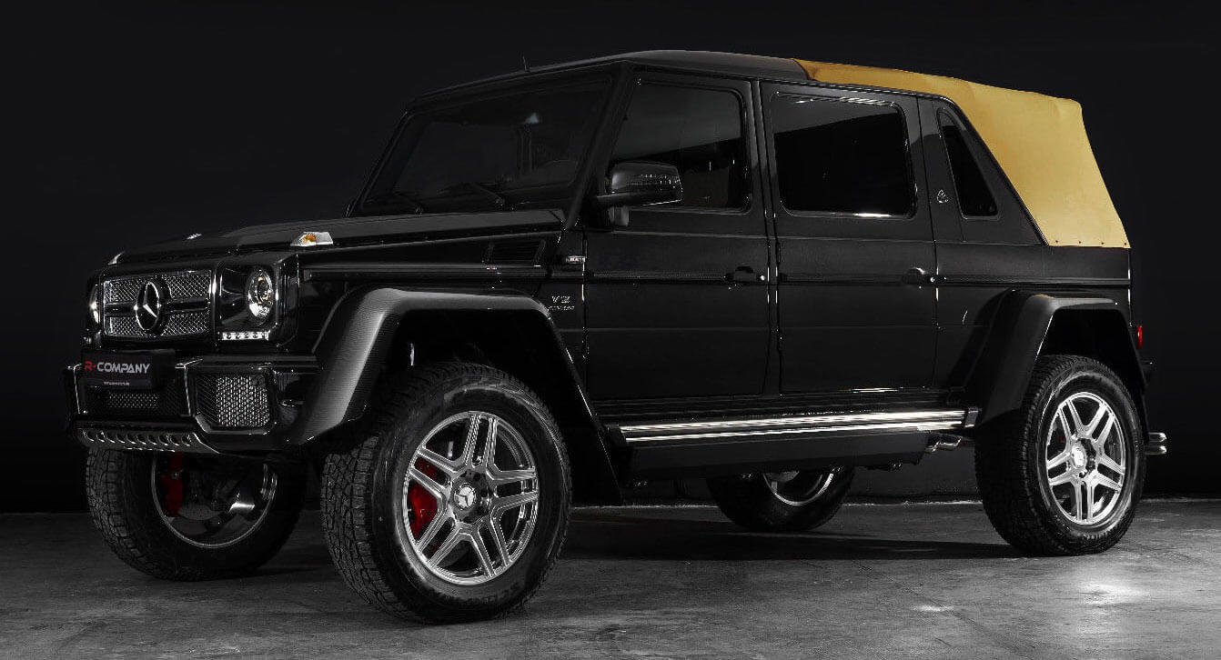 Mercedes Maybach G650 Price >> Holy Cash Cow! Mercedes-Maybach G650 Landaulet Will Cost You $1.8 Million | Carscoops