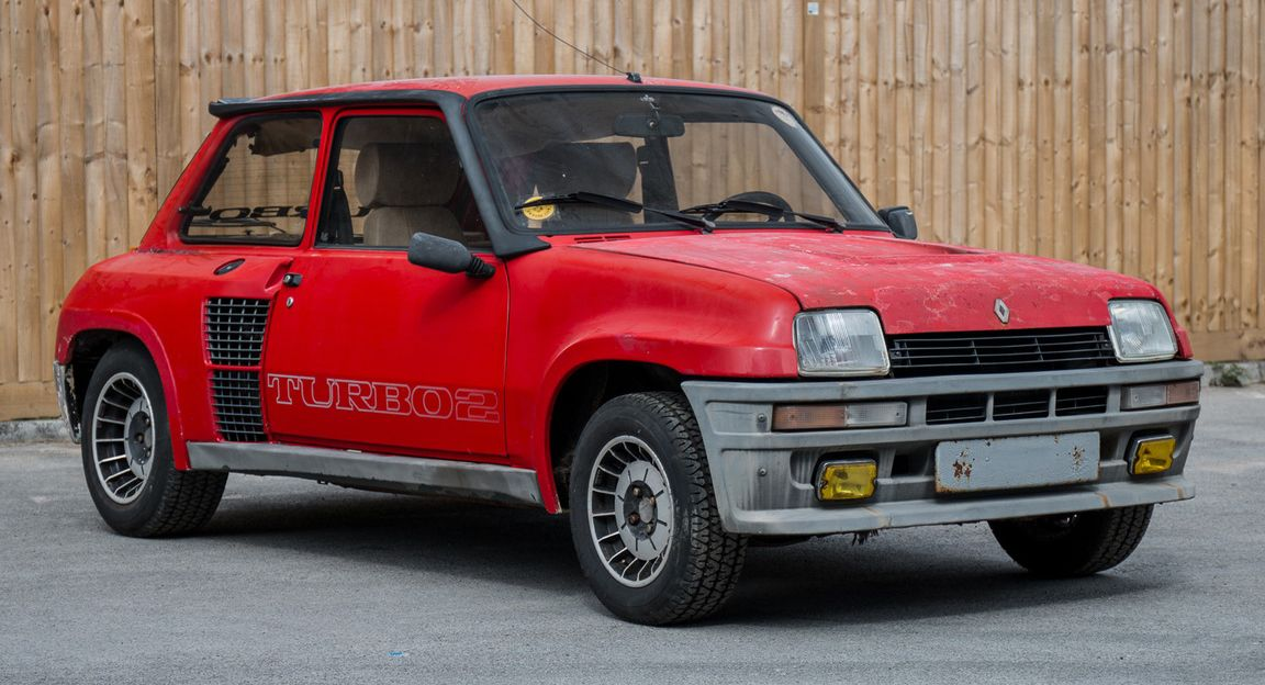 c 39 est magnifique 1985 renault 5 rs turbo 2 is bilingual carscoops. Black Bedroom Furniture Sets. Home Design Ideas