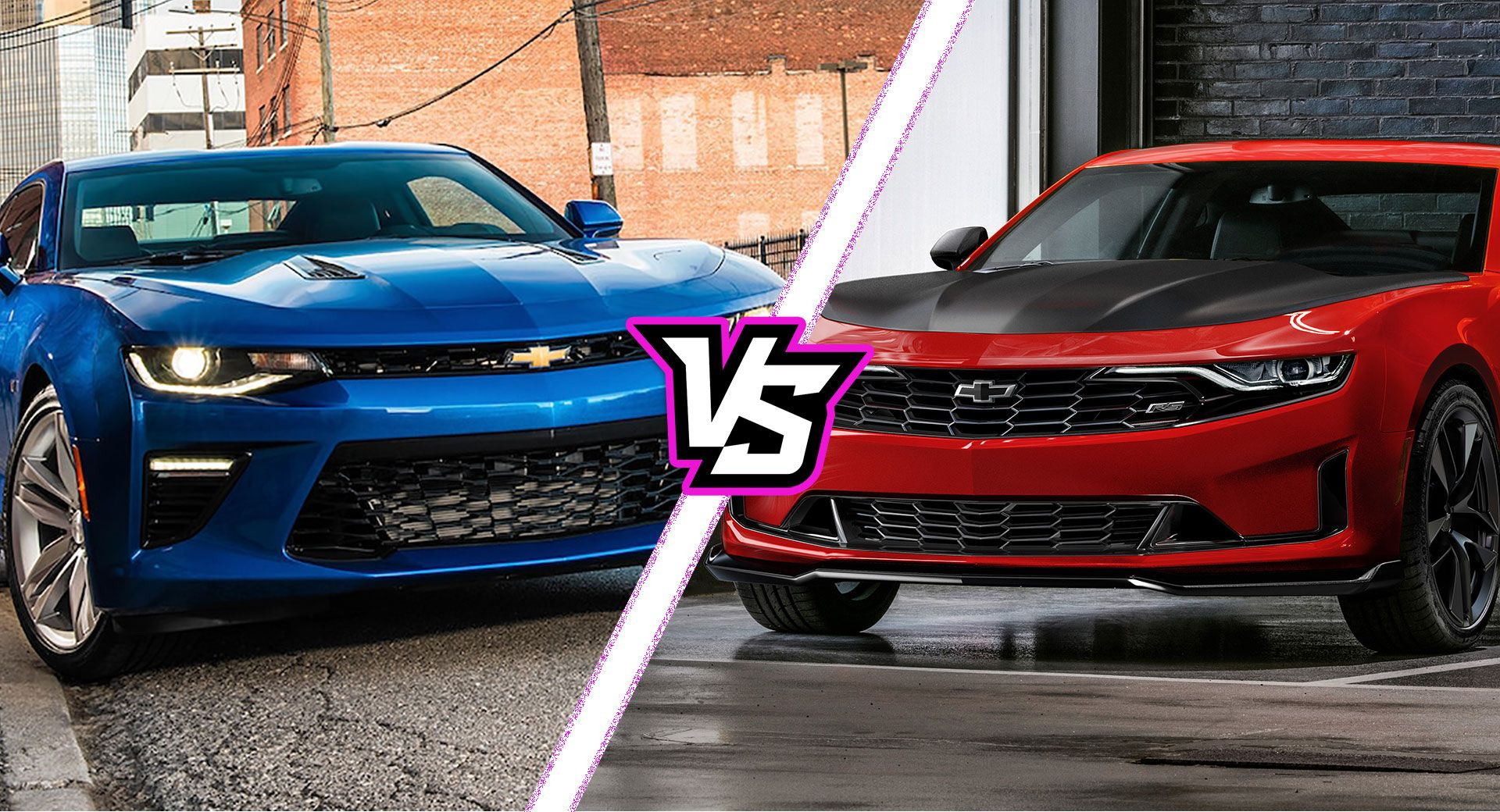 2019 Camaro Poll Do You Prefer The Facelift Or The Old