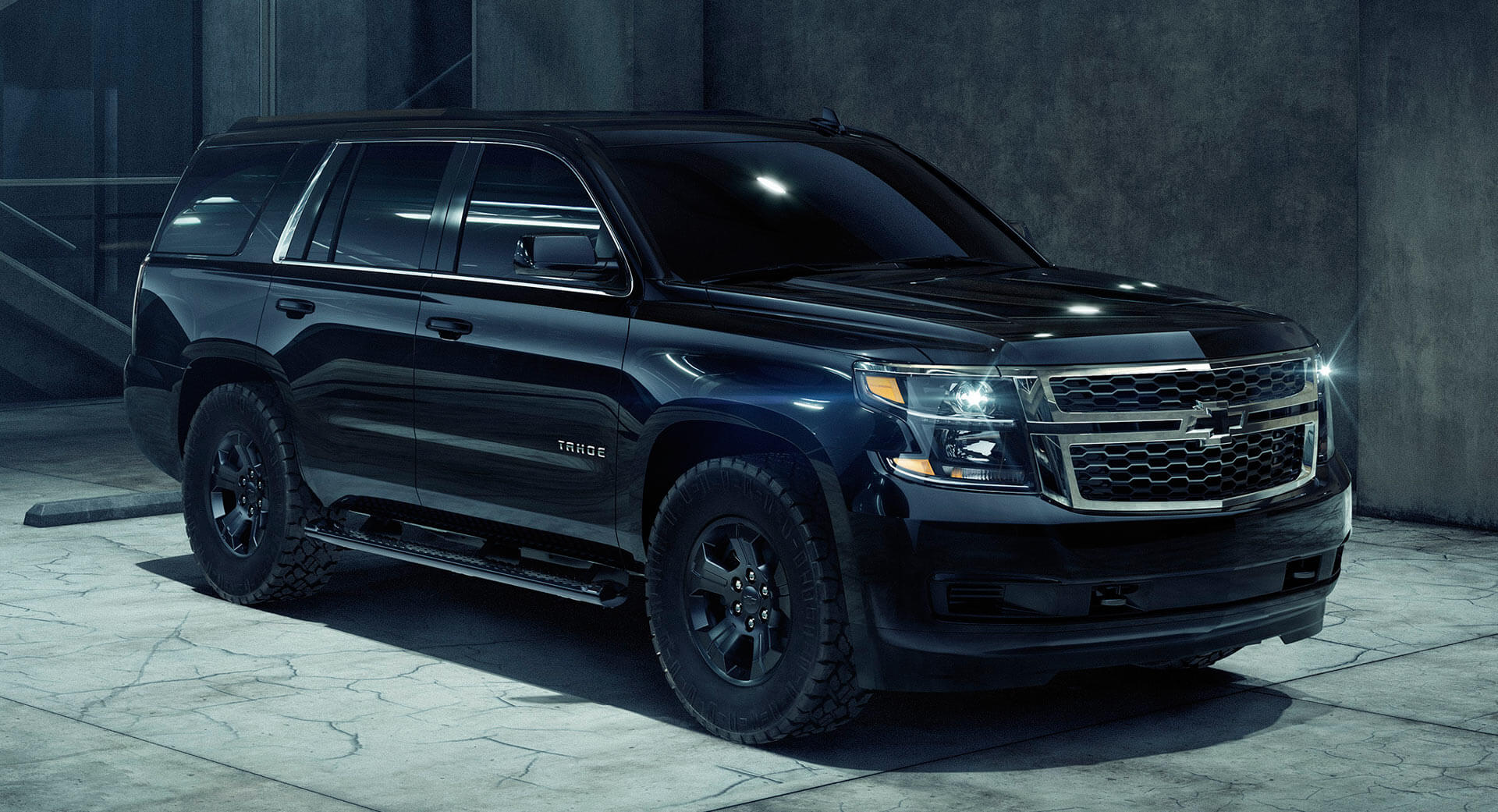 2018 Chevrolet Tahoe Custom Gets Midnight Edition, Starts ...