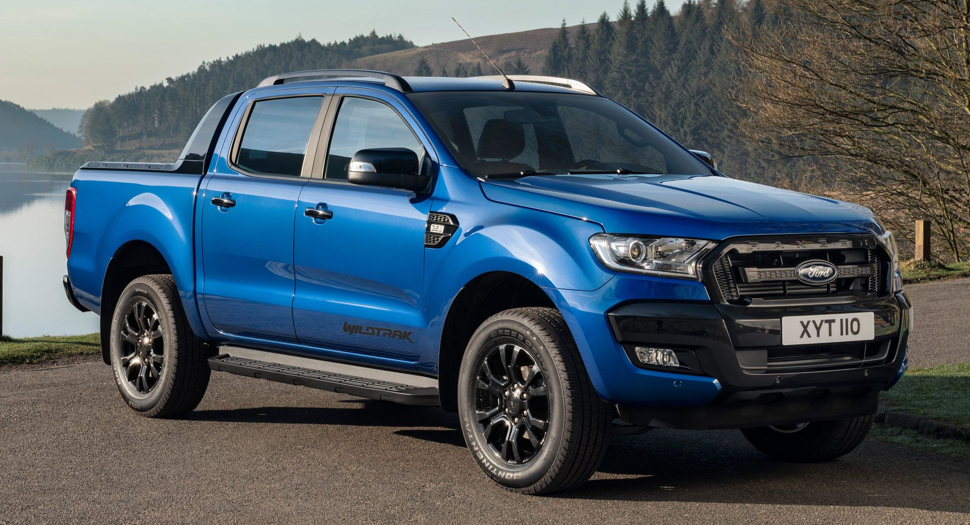 ford ranger wildtrak x is like a declawed raptor carscoops. Black Bedroom Furniture Sets. Home Design Ideas