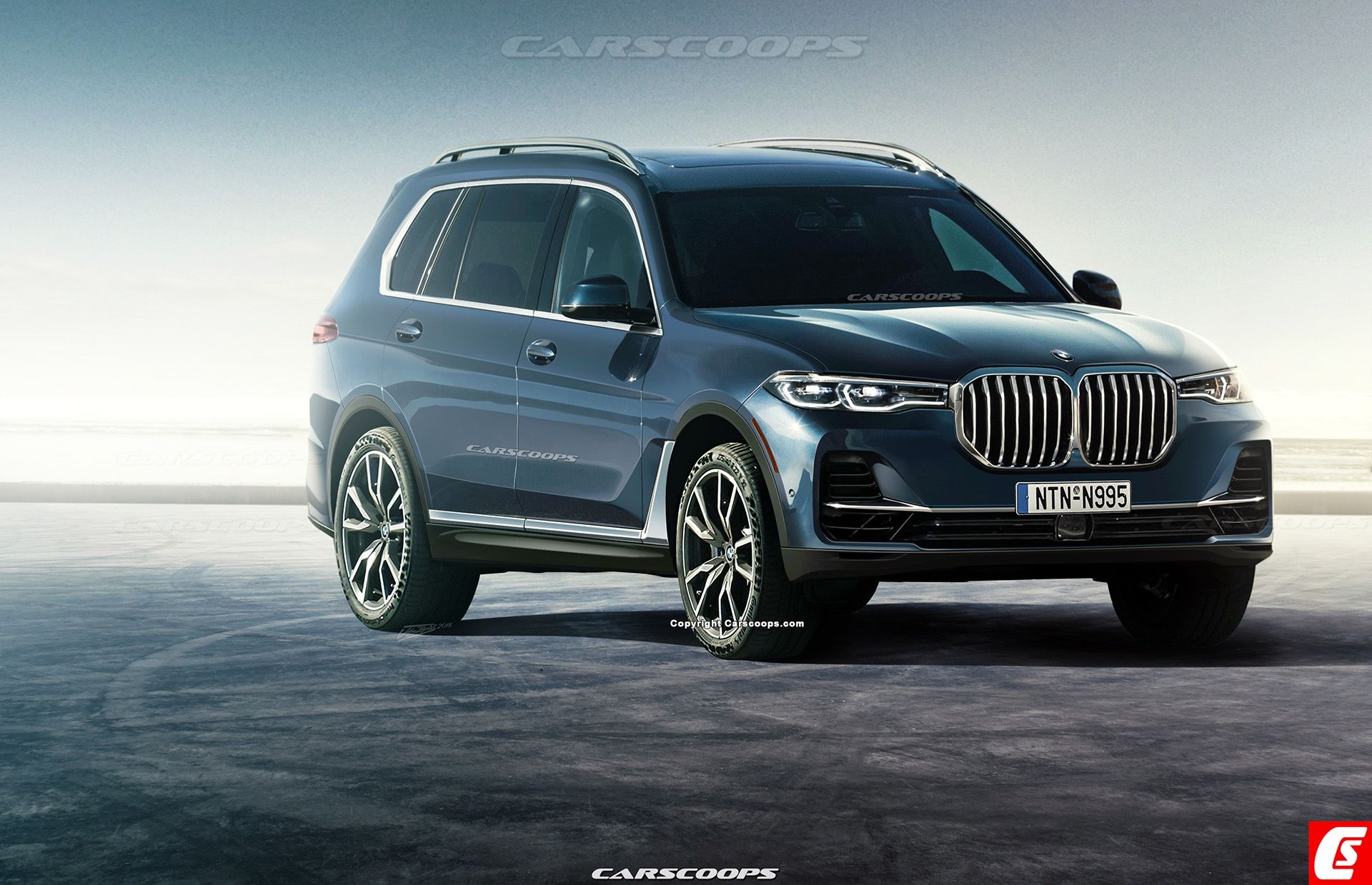 New Bmw X7 This Is What It Ll Look Like Plus Everything