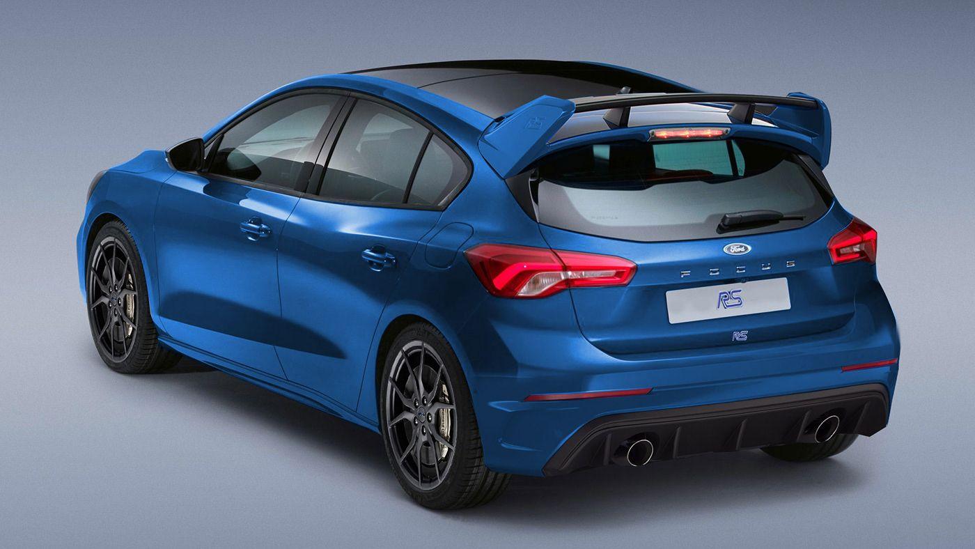 Focus Rs Hp >> Ford Focus Rs Generasi Baru Akan Dapatkan Setup Hybrid 400 Hp