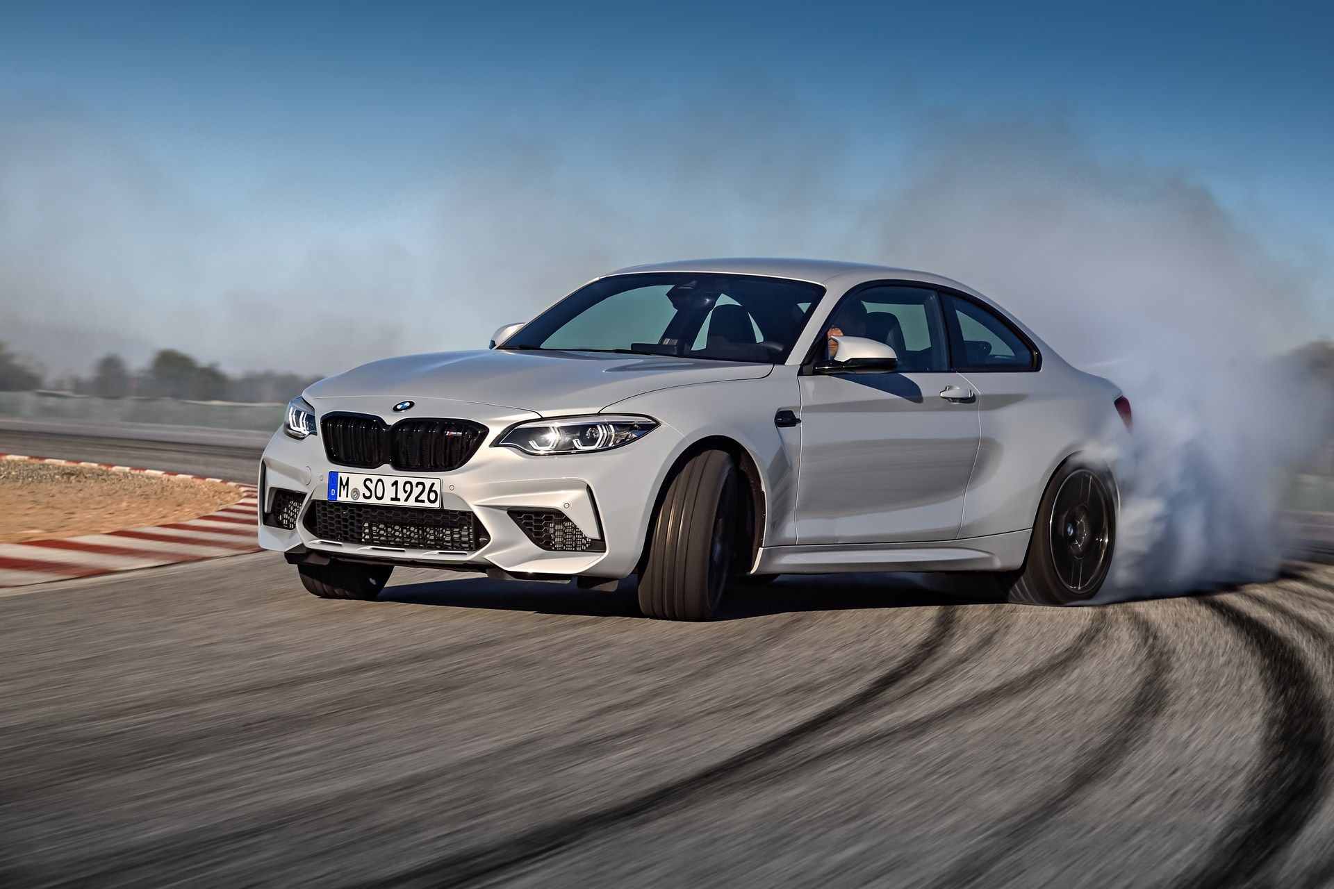 The Turbo Engineers >> BMW M2 Competition Goes Official With 405 HP | Carscoops