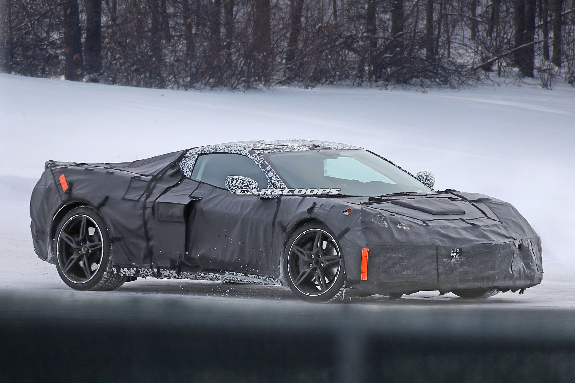 2020 corvette rumored to have four powertrain options
