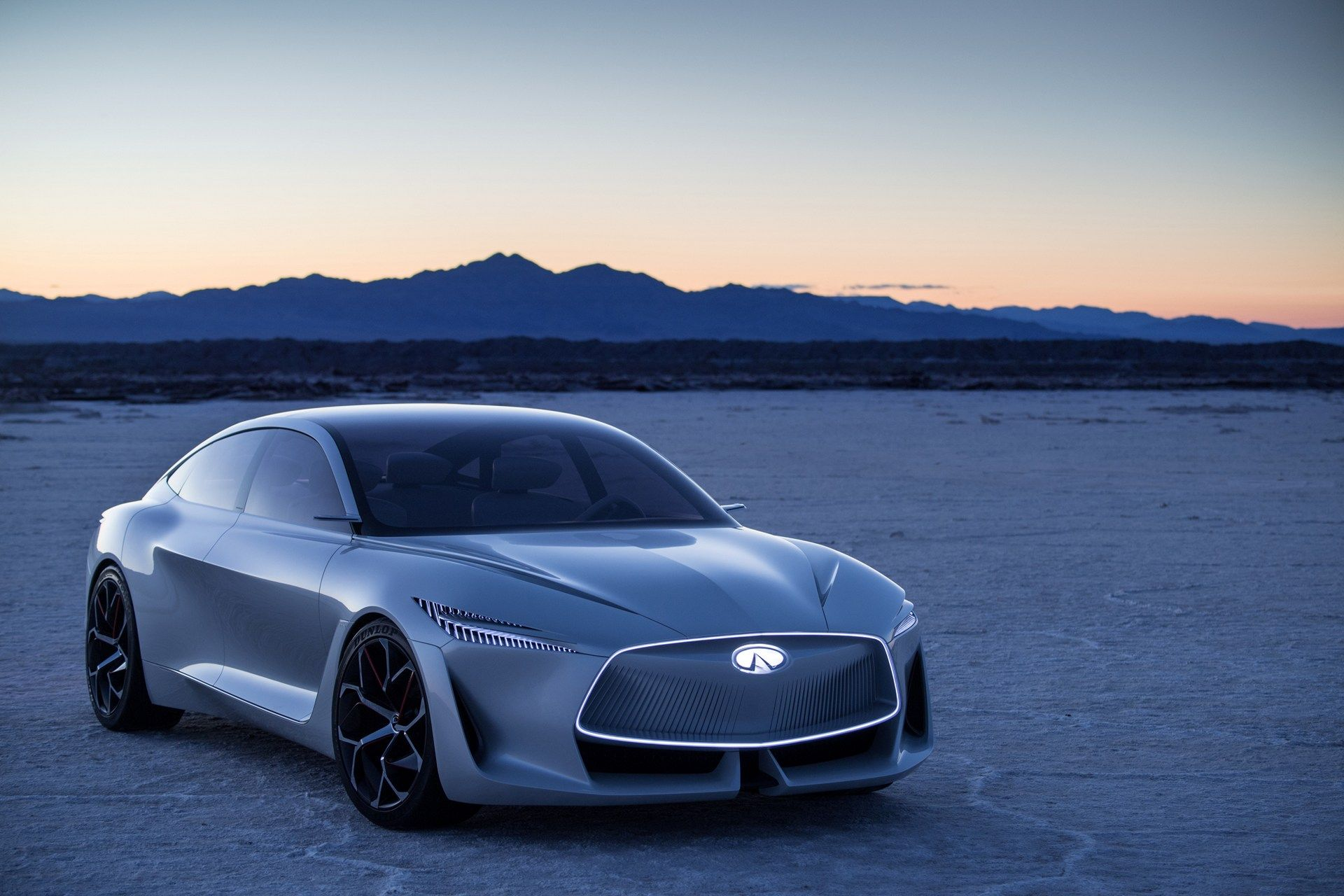 Infiniti wants to build an electric auto based on the Q concept