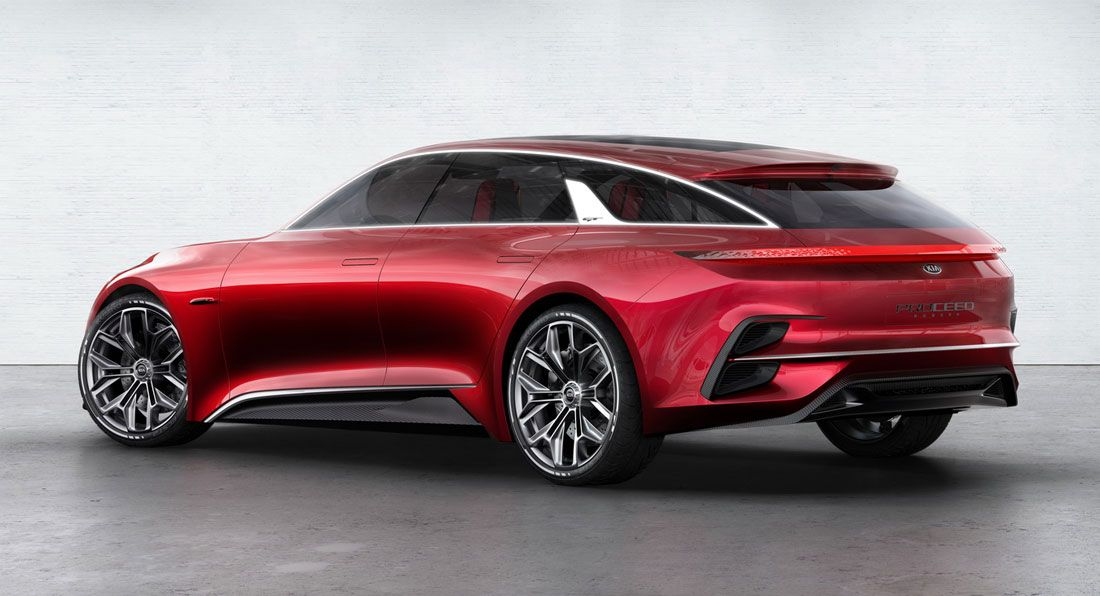 road going kia proceed shooting brake may debut in paris carscoops. Black Bedroom Furniture Sets. Home Design Ideas