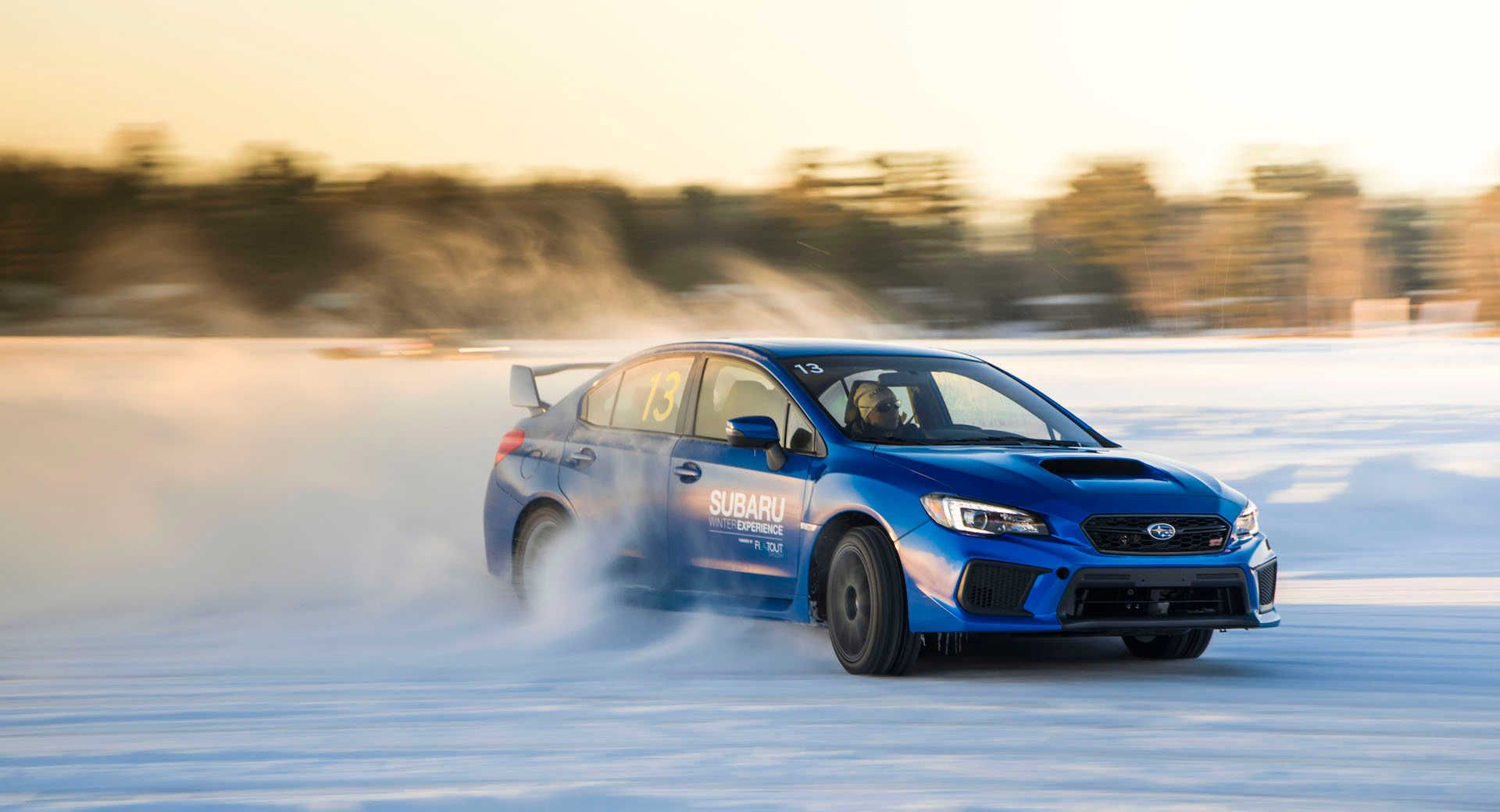 How To Channel Your Inner Rally Driver At Subaru S Winter