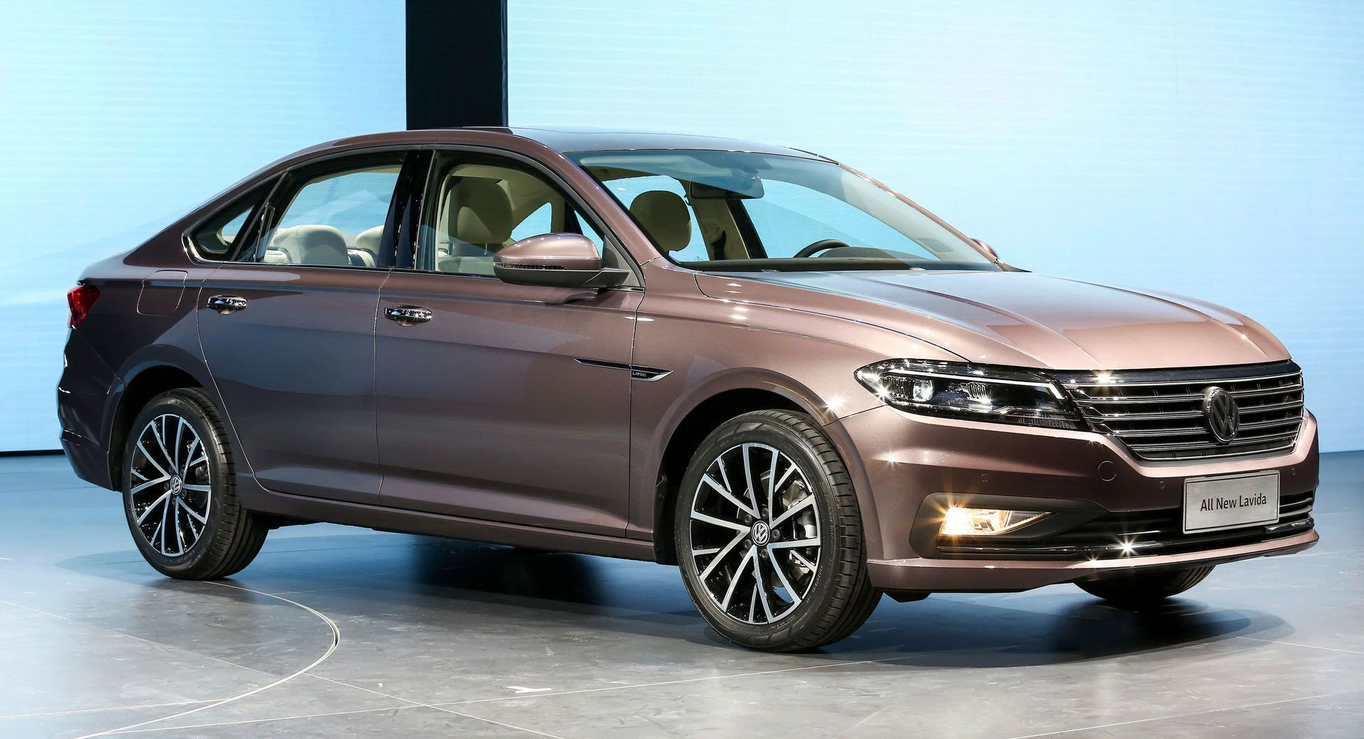 New VW Lavida Is The Company's Most Important Chinese Model Yet | Carscoops