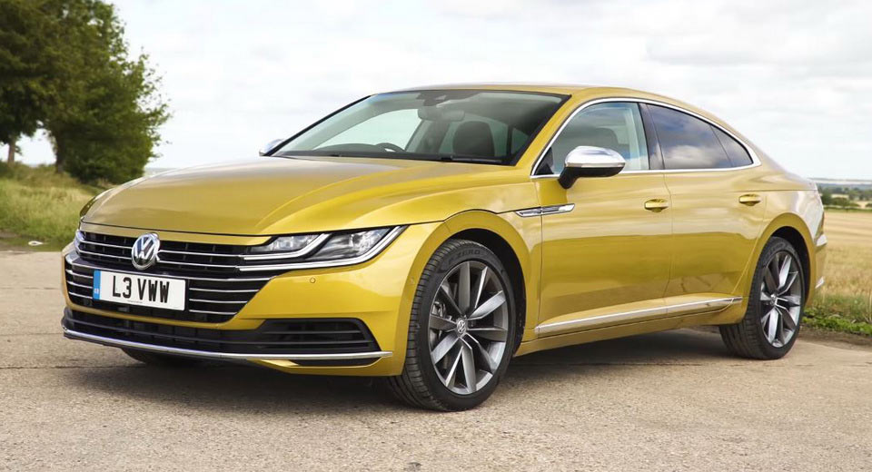 Is The New VW Arteon A Discount Audi A Sportback Carscoops - Is audi made by vw