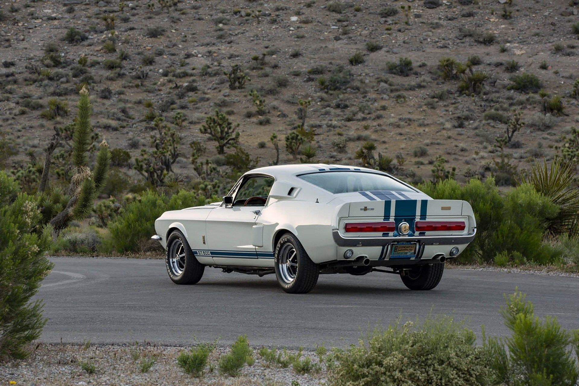Shelby American Reintroduces the 1967 Shelby GT500 Super Snake