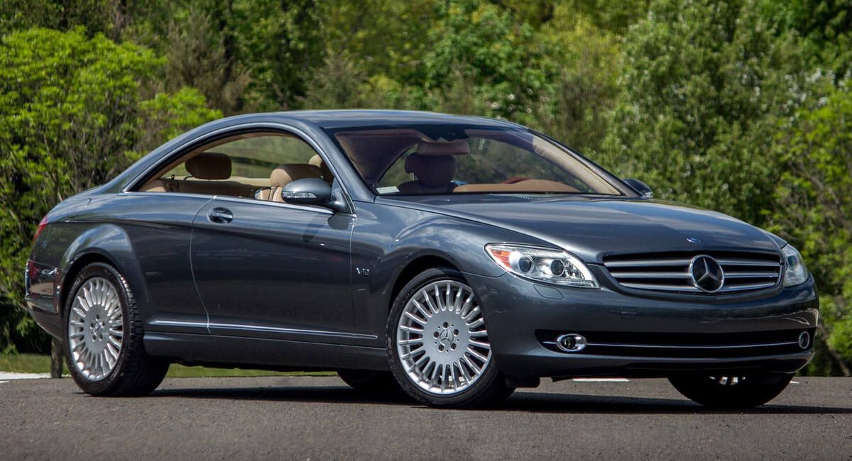 2007 mercedes cl600 is pure luxury at a heavily discounted price carscoops. Black Bedroom Furniture Sets. Home Design Ideas