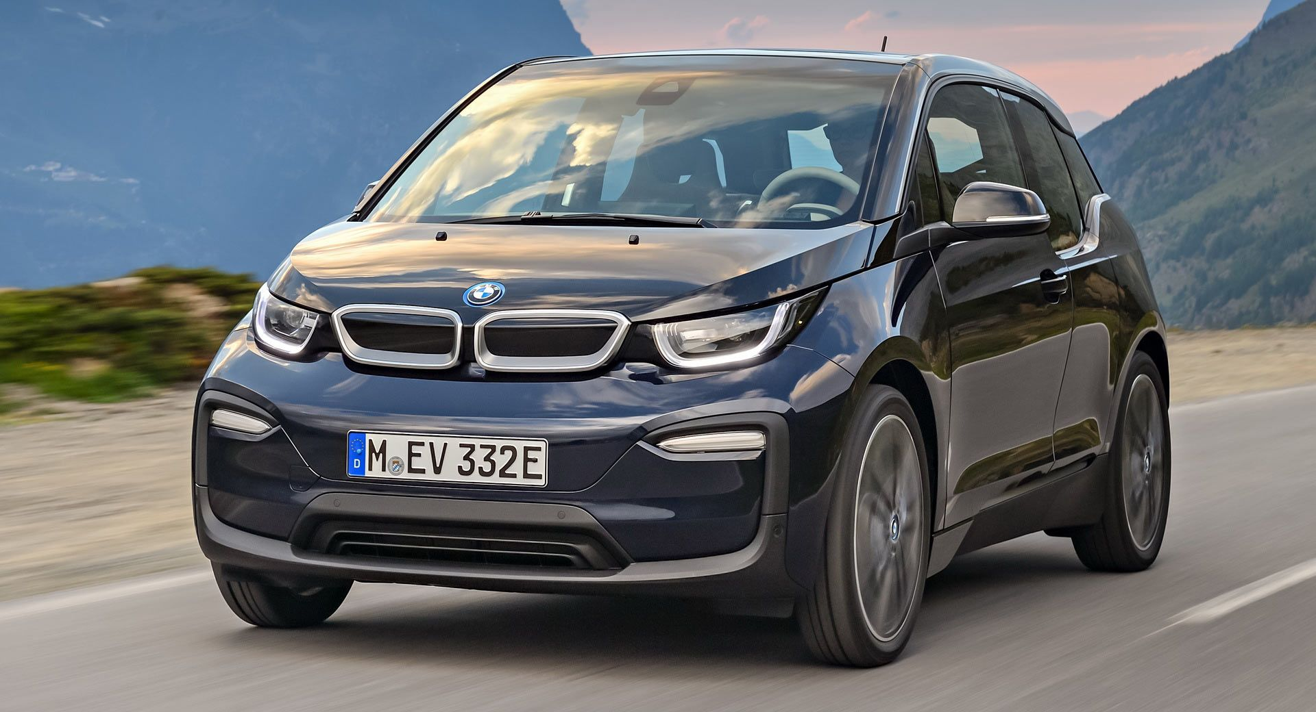 you can lease a bmw i3 in the u s for as little as 54. Black Bedroom Furniture Sets. Home Design Ideas