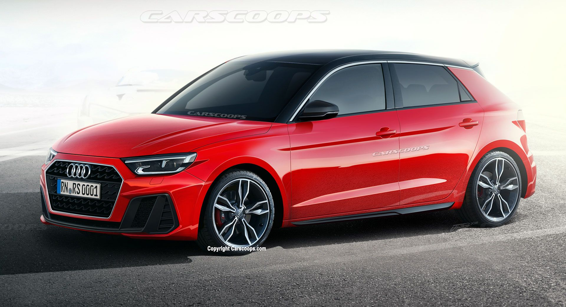 2019 audi a1 coming this year what it ll look like and other key details carscoops. Black Bedroom Furniture Sets. Home Design Ideas
