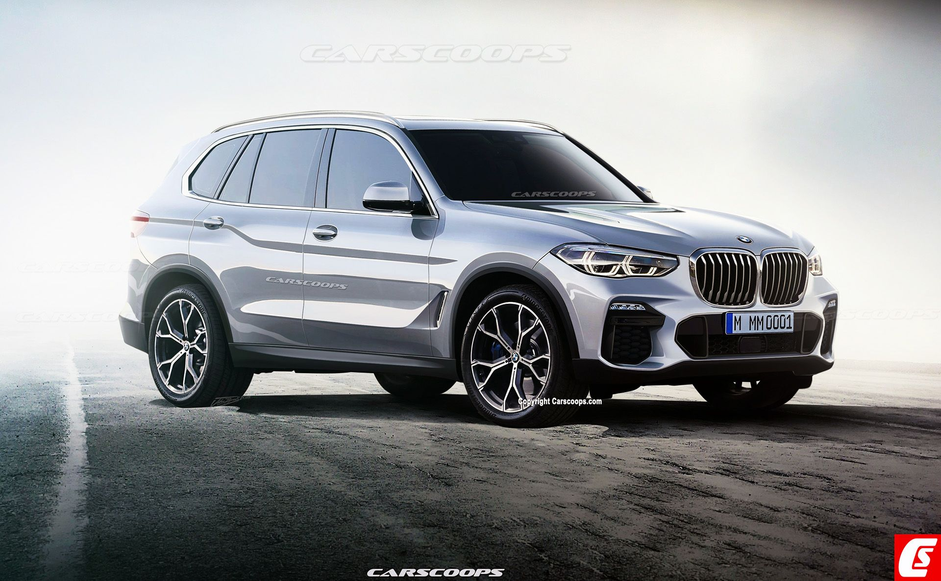 2019 bmw x5 what it ll look like specs release date and more carscoops. Black Bedroom Furniture Sets. Home Design Ideas