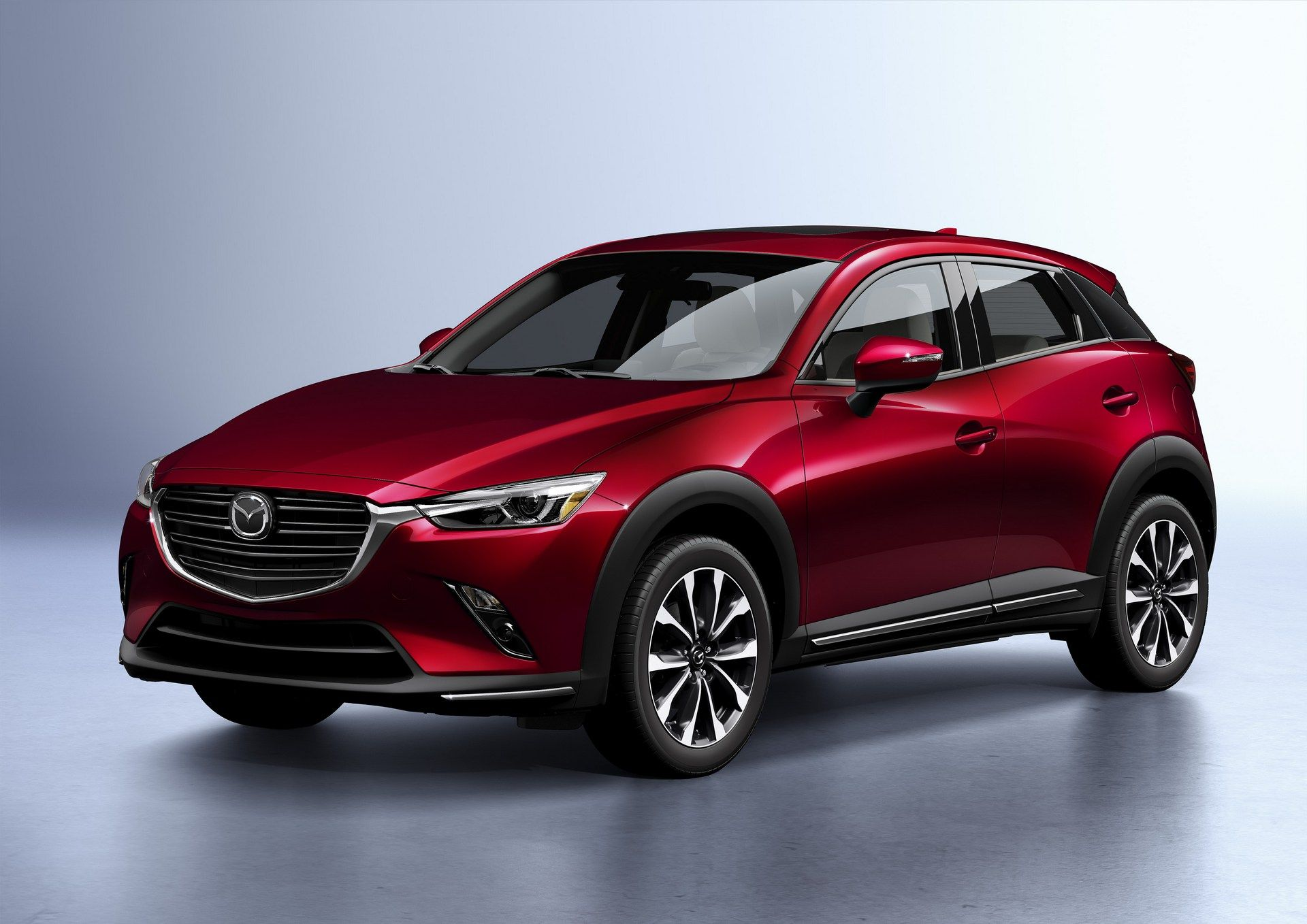 2019 mazda cx 3 goes on sale this month for 20 390. Black Bedroom Furniture Sets. Home Design Ideas