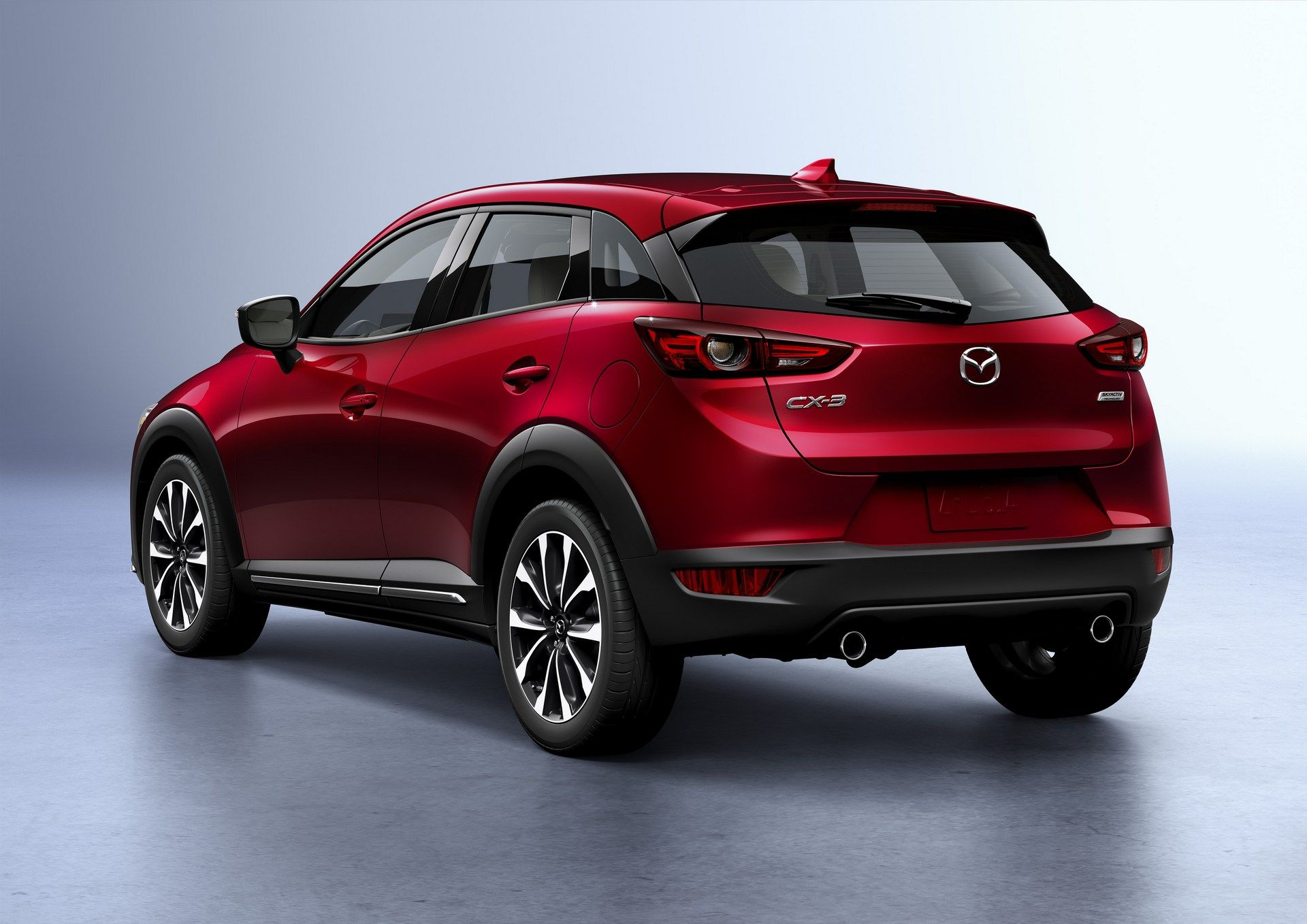 2019 mazda cx 3 goes on sale this month for 20 390 carscoops. Black Bedroom Furniture Sets. Home Design Ideas