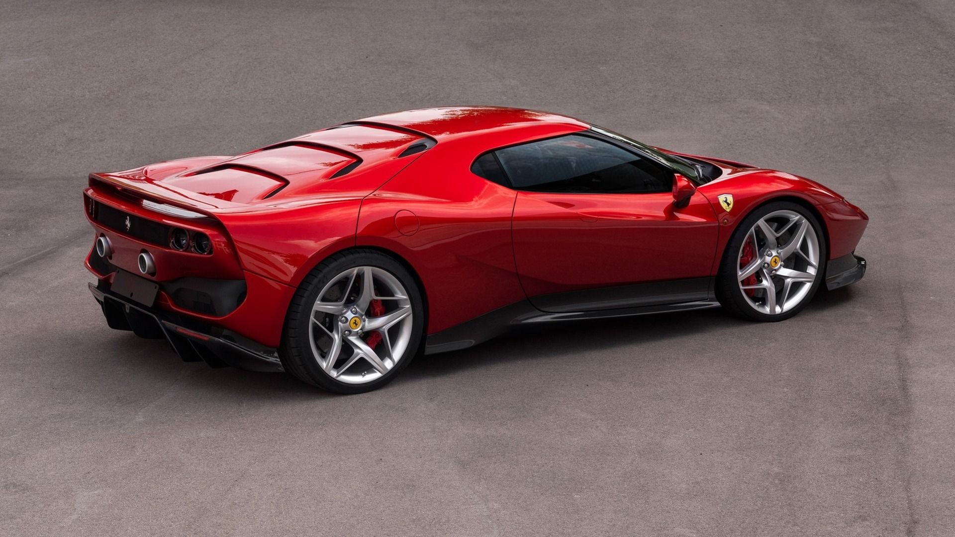 One-Off Ferrari SP38 Unveiled