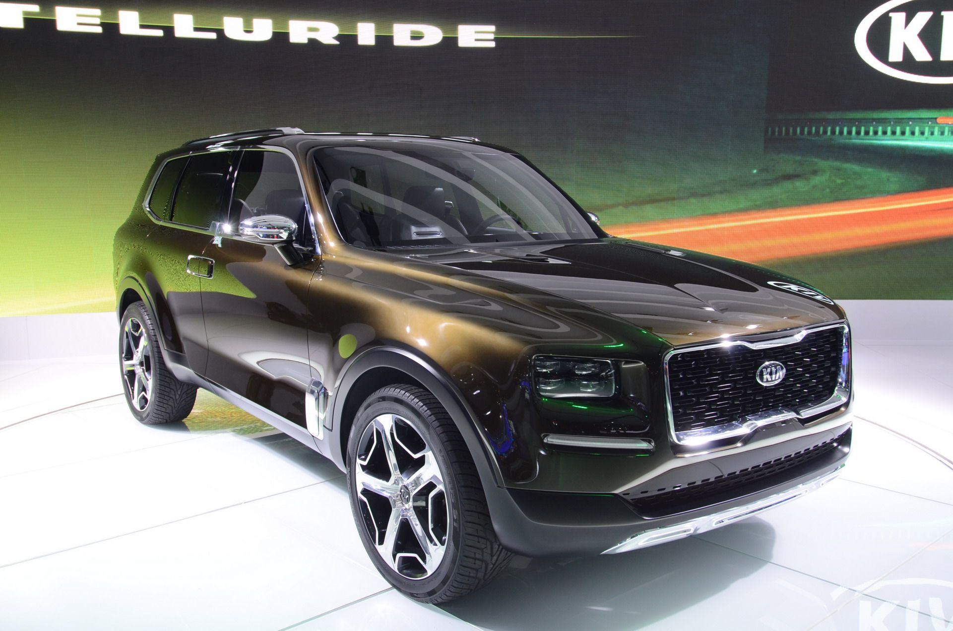 2020 Kia Telluride Everything We Know On The Full Size