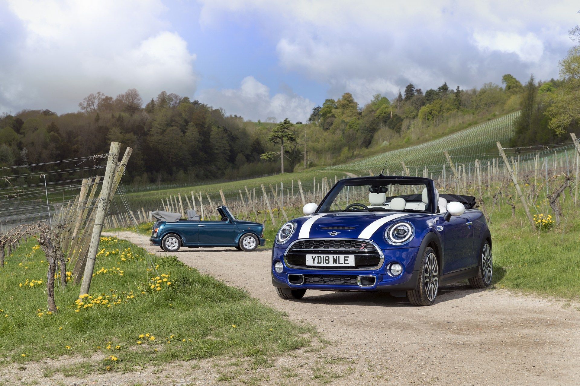 Mini Convertible 25th Anniversary Edition revealed