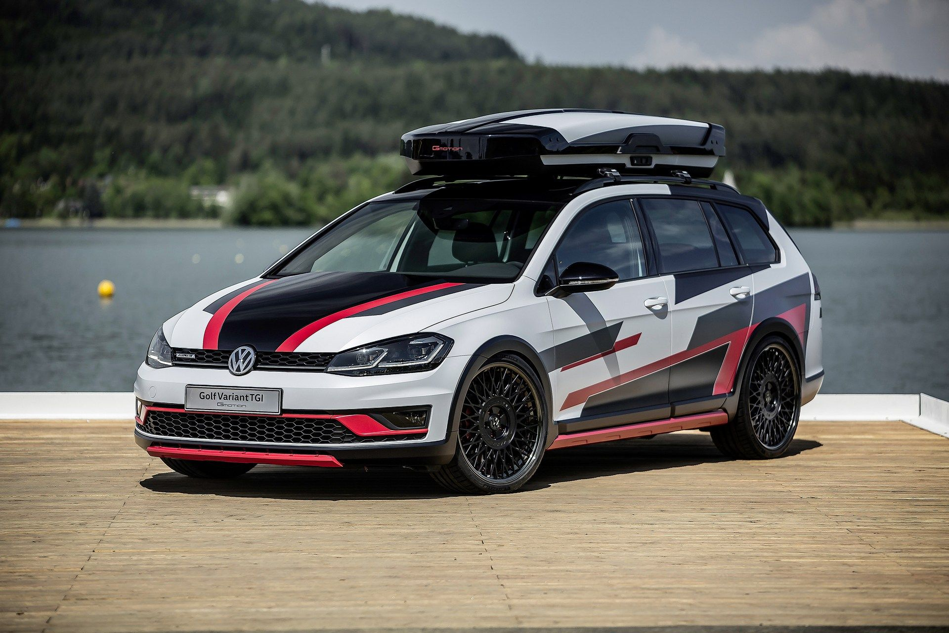 There's Bad News About The 286-hp Volkswagen Golf GTI TCR