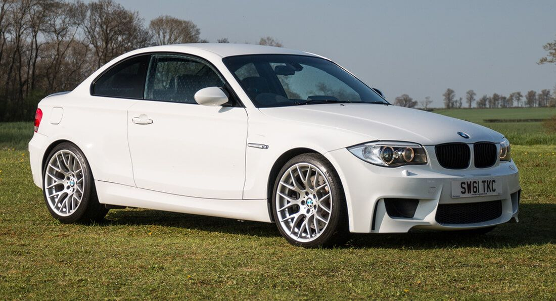 Gorgeous Bmw 1m Coupe Will Appease The Hoonigan In You
