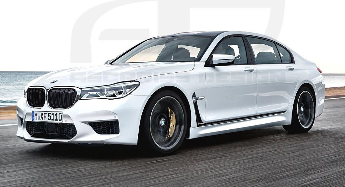 Bmw M7 Should Be More Incredible Than The Ultra Fast M760i Auto Breaking News