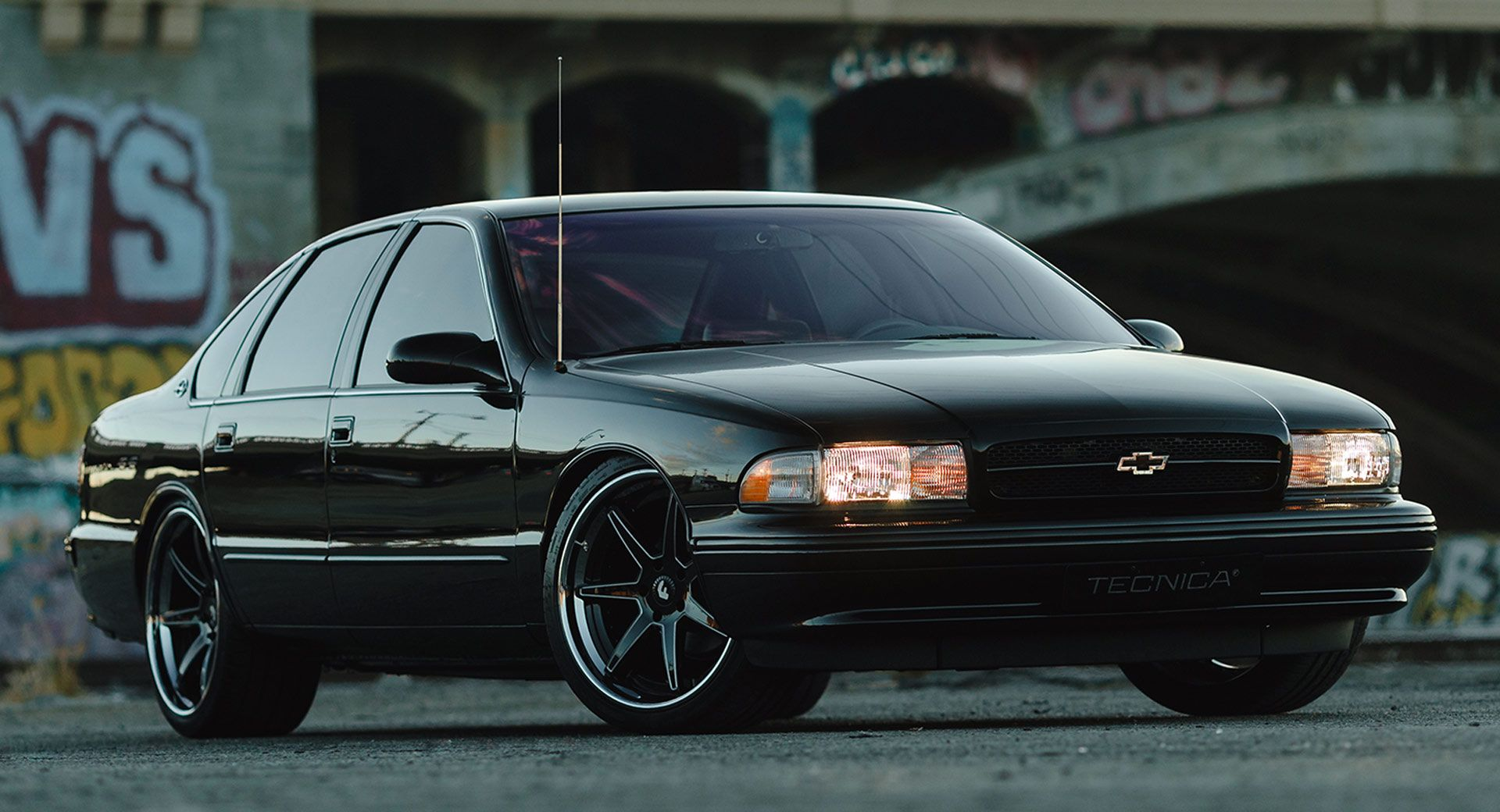 Chevy Muscle Cars >> This '96 Chevy Impala SS Gives Us Hope For The Future Of The American Muscle Sedan | Carscoops