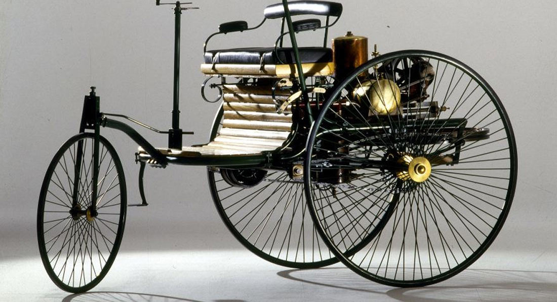 Mercedes-Benz Selling A Replica Of The First Car It Ever Made ...