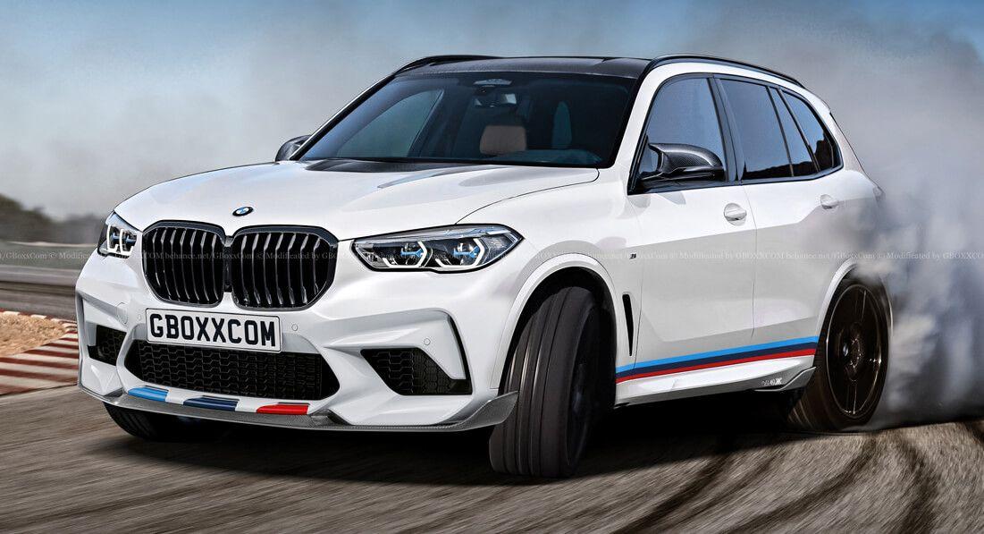 2019 BMW X5 M Renderings Look Pretty Convincing | Carscoops
