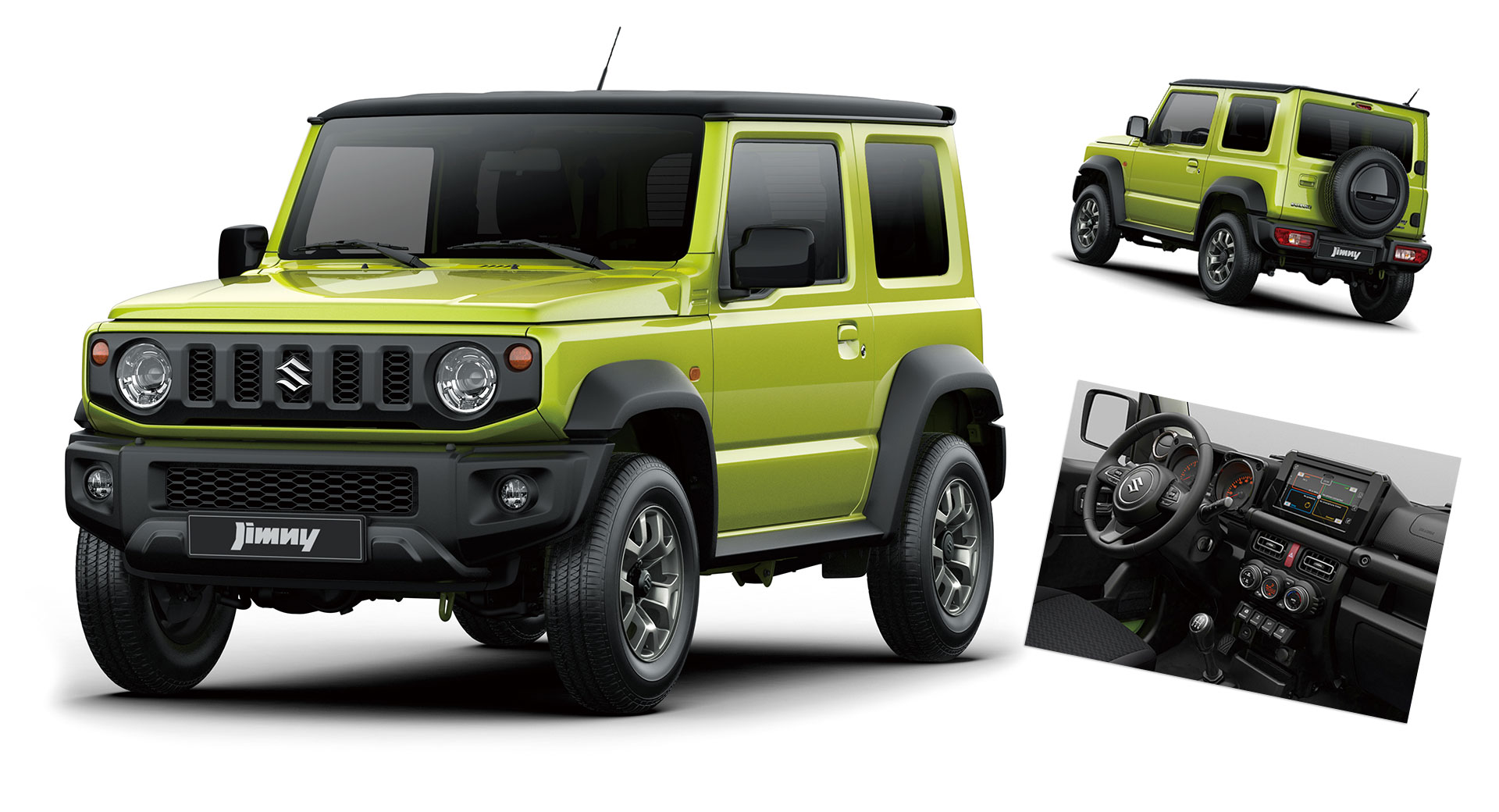 2019 Suzuki Jimny: First Official Images And Info Ahead Of ...