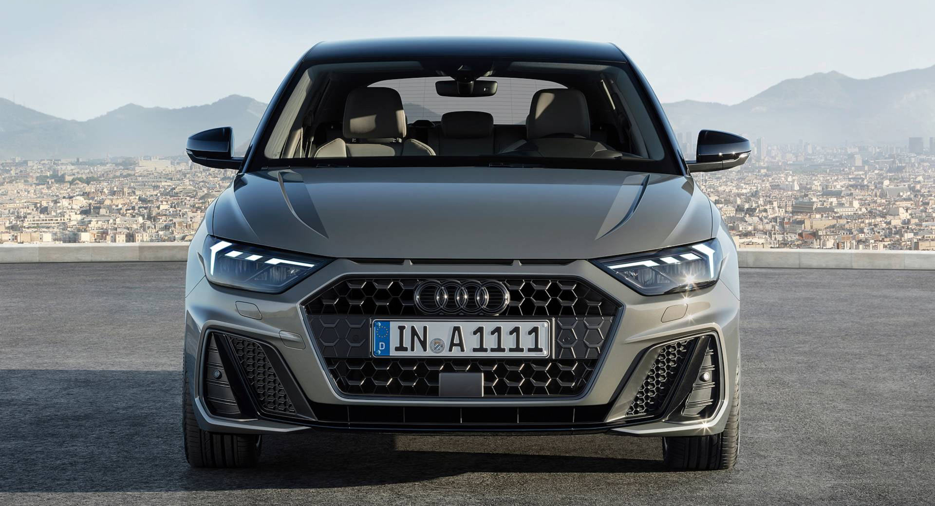 hot audi s1 to arrive in late 2019 with 250hp turbo and. Black Bedroom Furniture Sets. Home Design Ideas