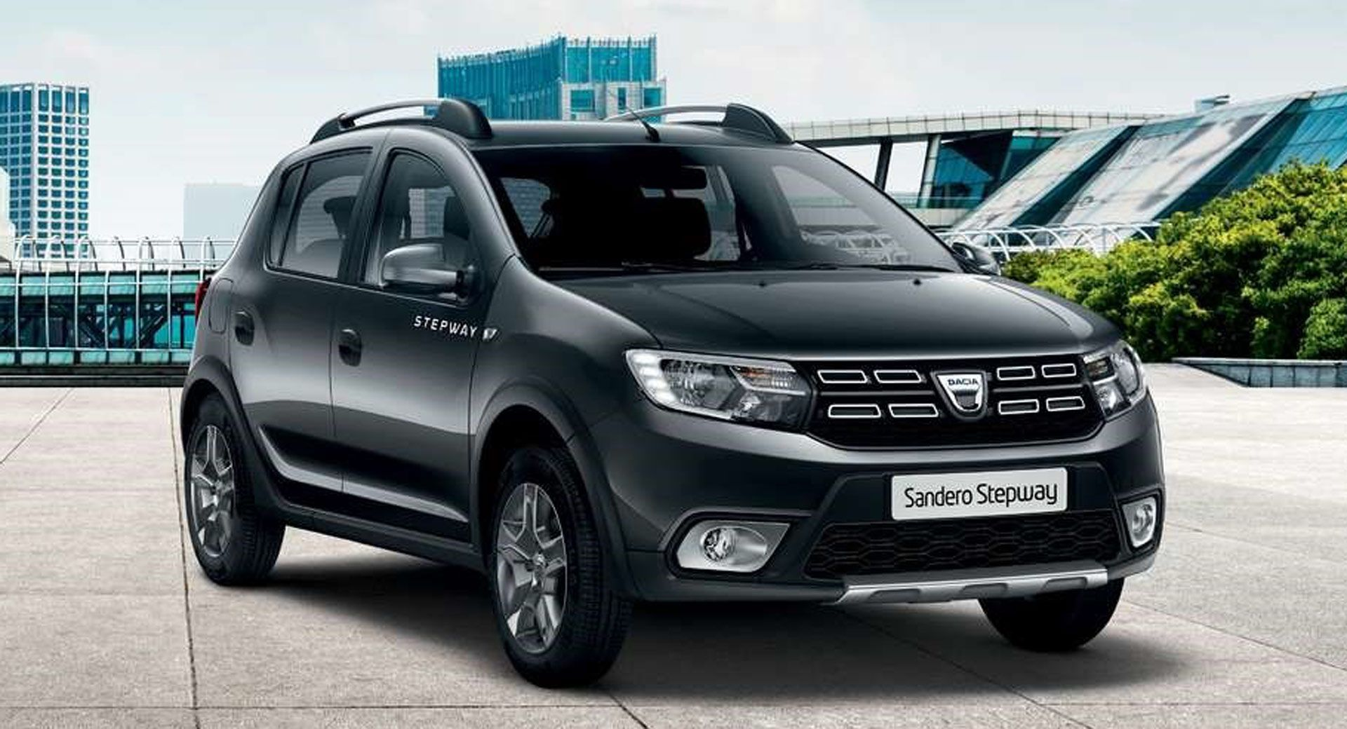 Dacia Sandero Stepway Escape Limited To 400 Examples ...