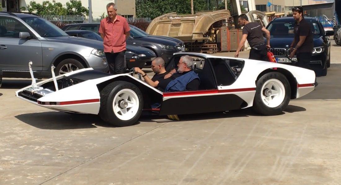 Glickenhaus Breathes Life Into The 1970 Ferrari Modulo ...