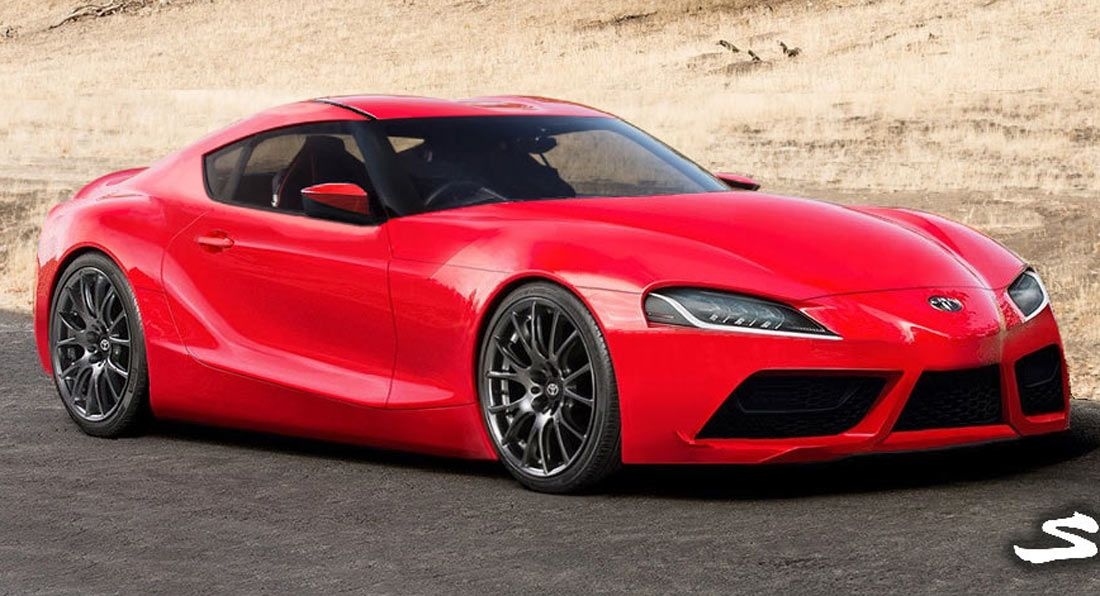 new toyota supra will cost 63 500 in the u s claims source carscoops. Black Bedroom Furniture Sets. Home Design Ideas