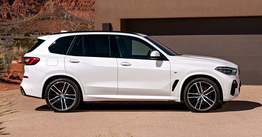 Details, images of the new 2019 BMW X5
