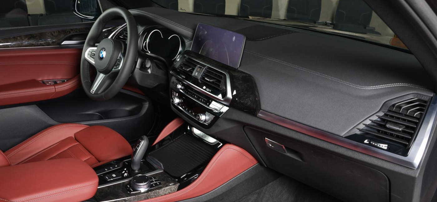All New Bmw X4 Xdrive30i In Dark Grey Means Business Carscoops