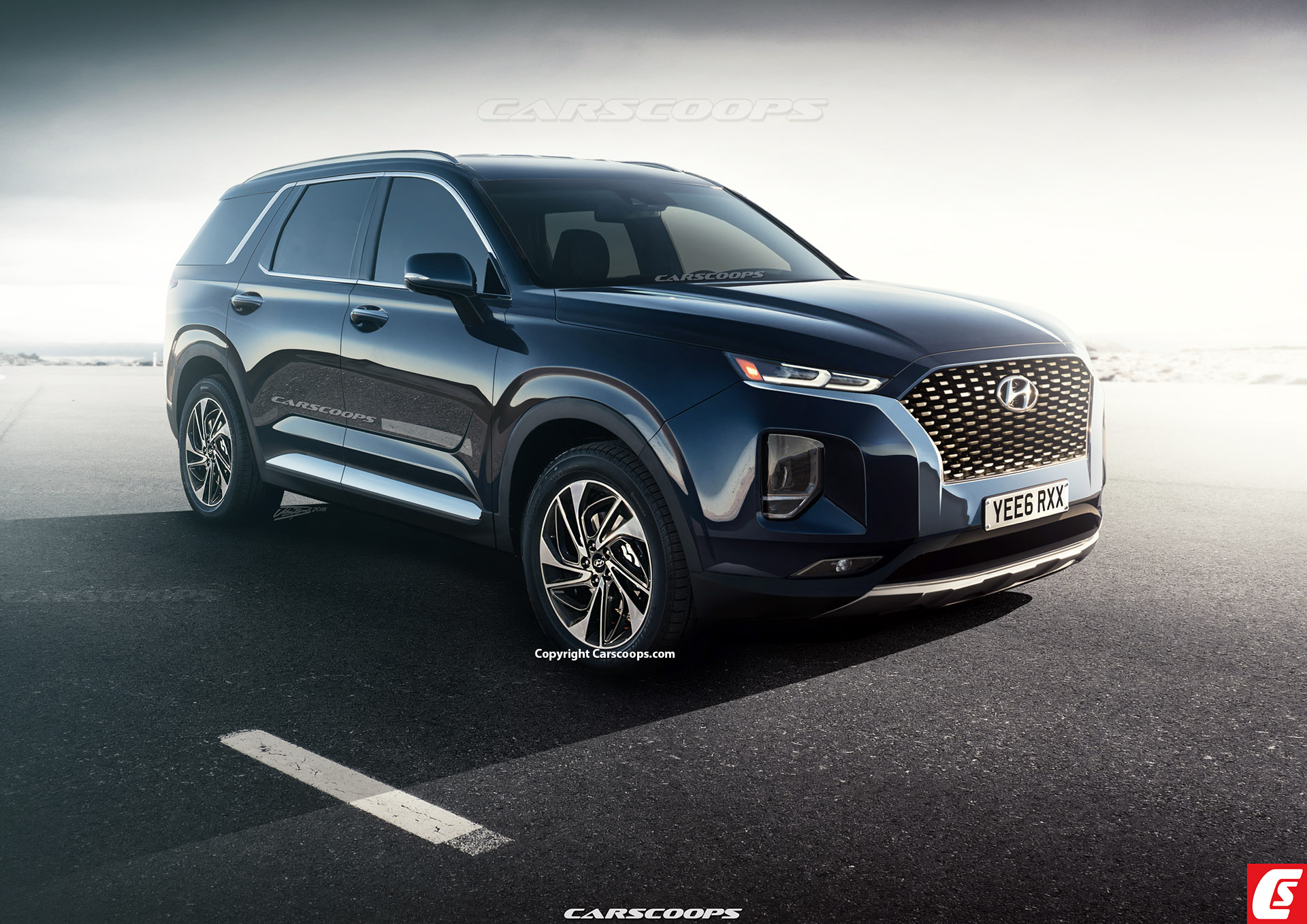 2020 Hyundai Palisade Everything We Know About The 3 Row