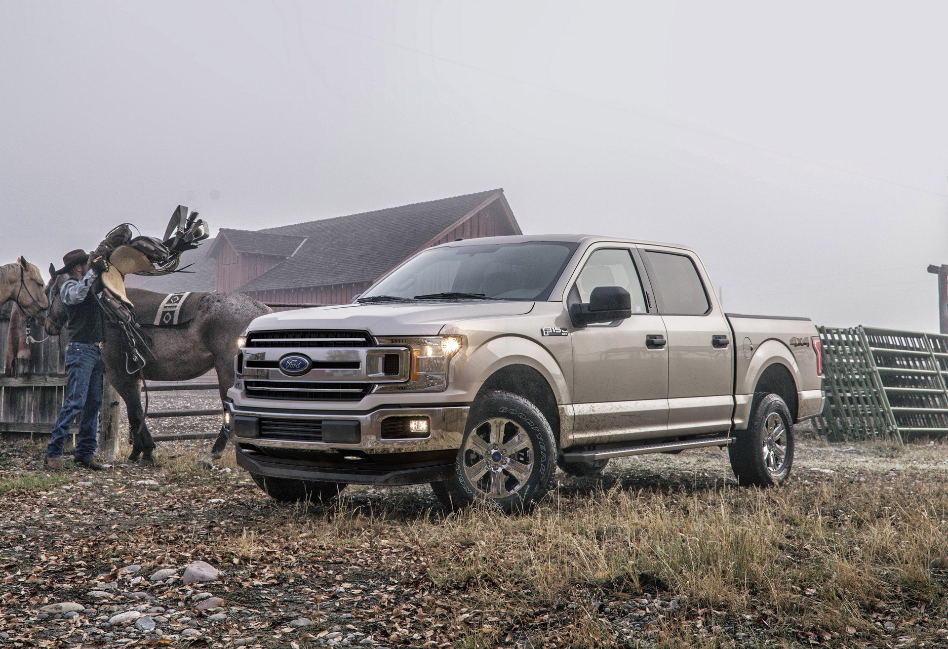 Seat belt fires spark recall of two million Ford F-150 trucks