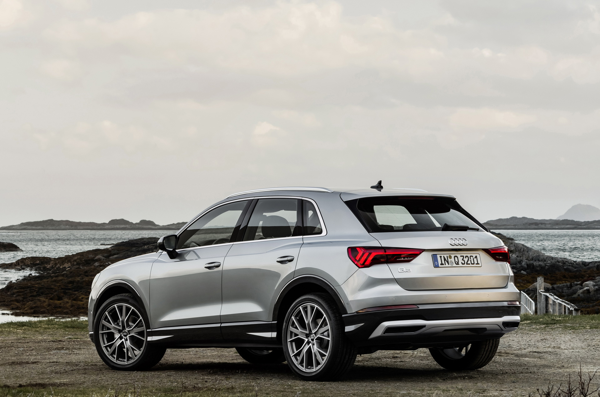 Audi Q3 unveiled By David Bonnici