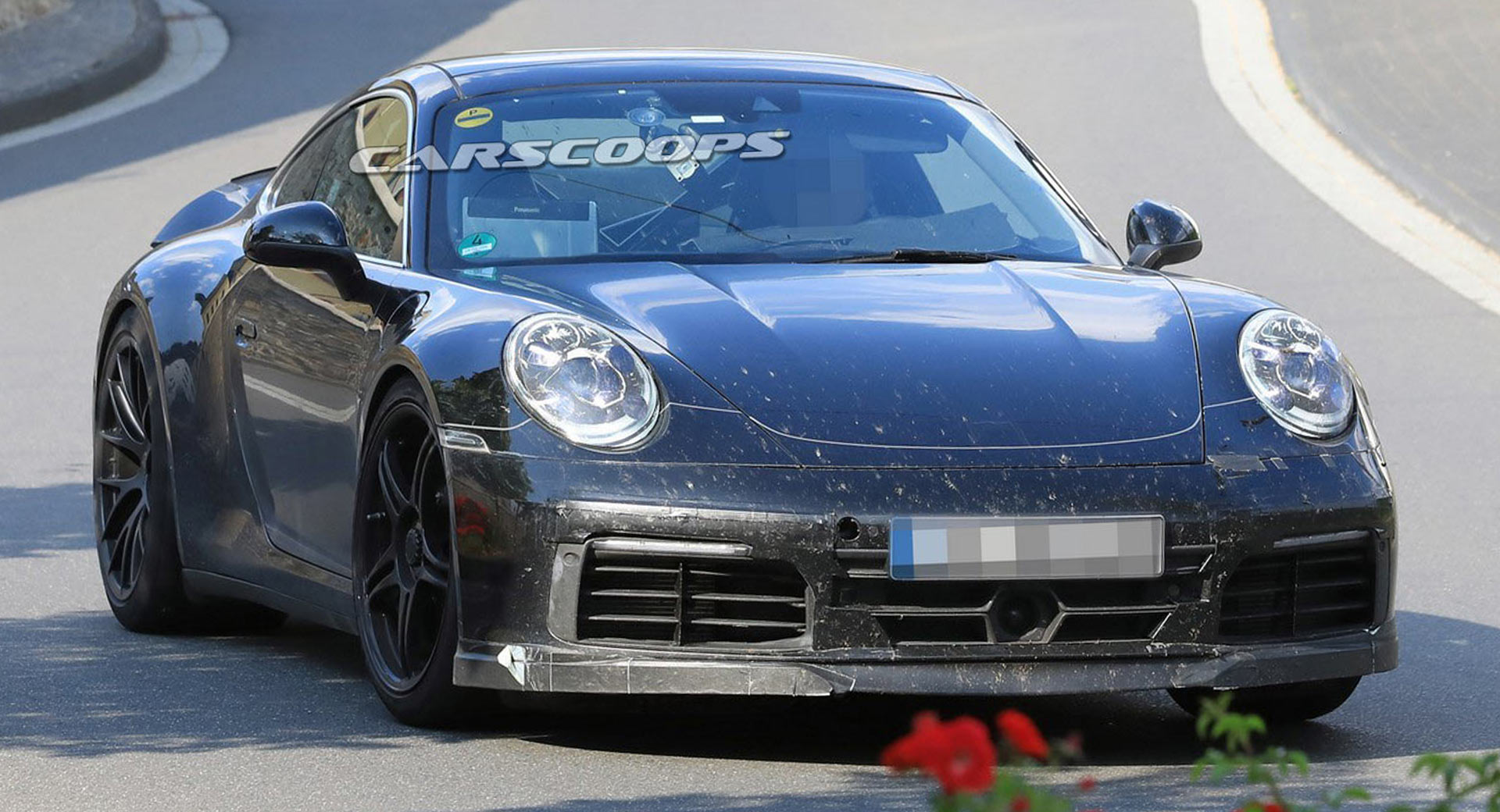 2020 Porsche 911 Gts Spotted Could Have Around 480 Hp
