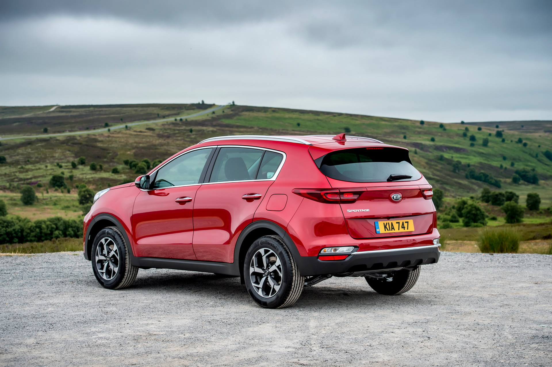 2019 kia sportage launched in the uk gains new special edition 25 model carscoops. Black Bedroom Furniture Sets. Home Design Ideas