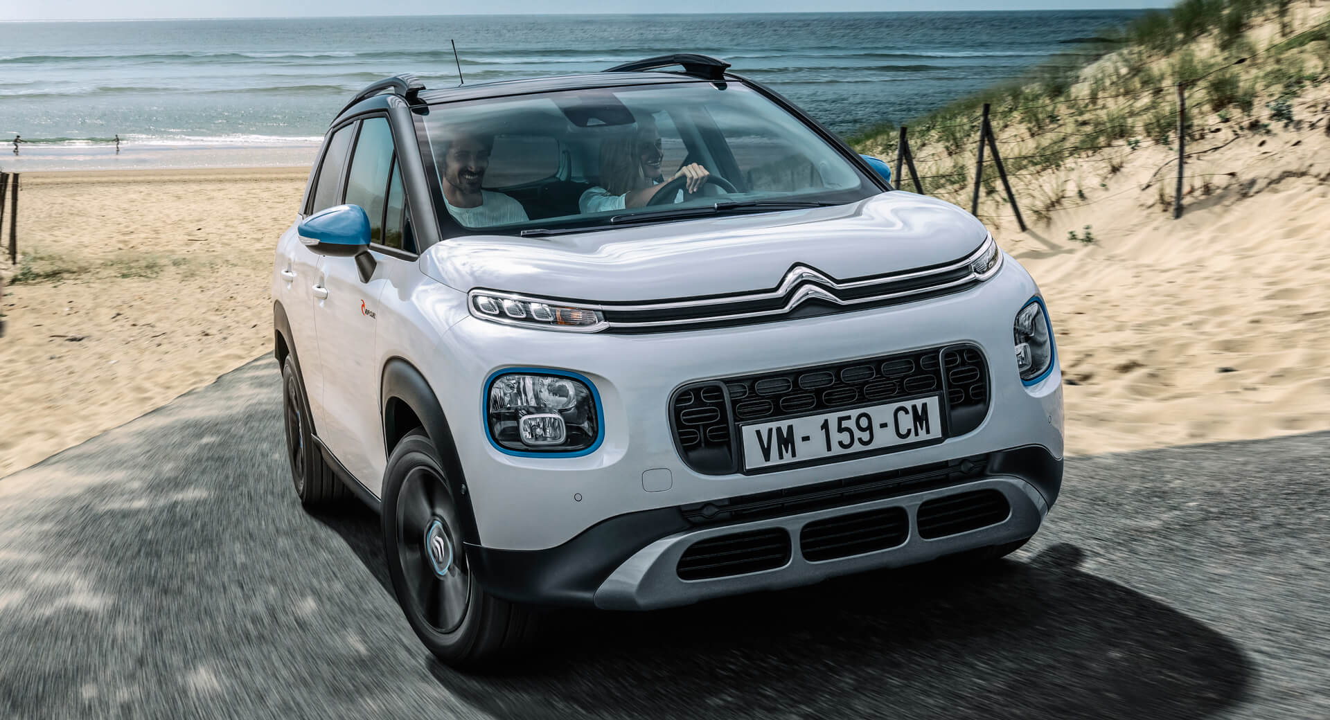 citroen c3 aircross joins the rip curl family with new special edition carscoops. Black Bedroom Furniture Sets. Home Design Ideas
