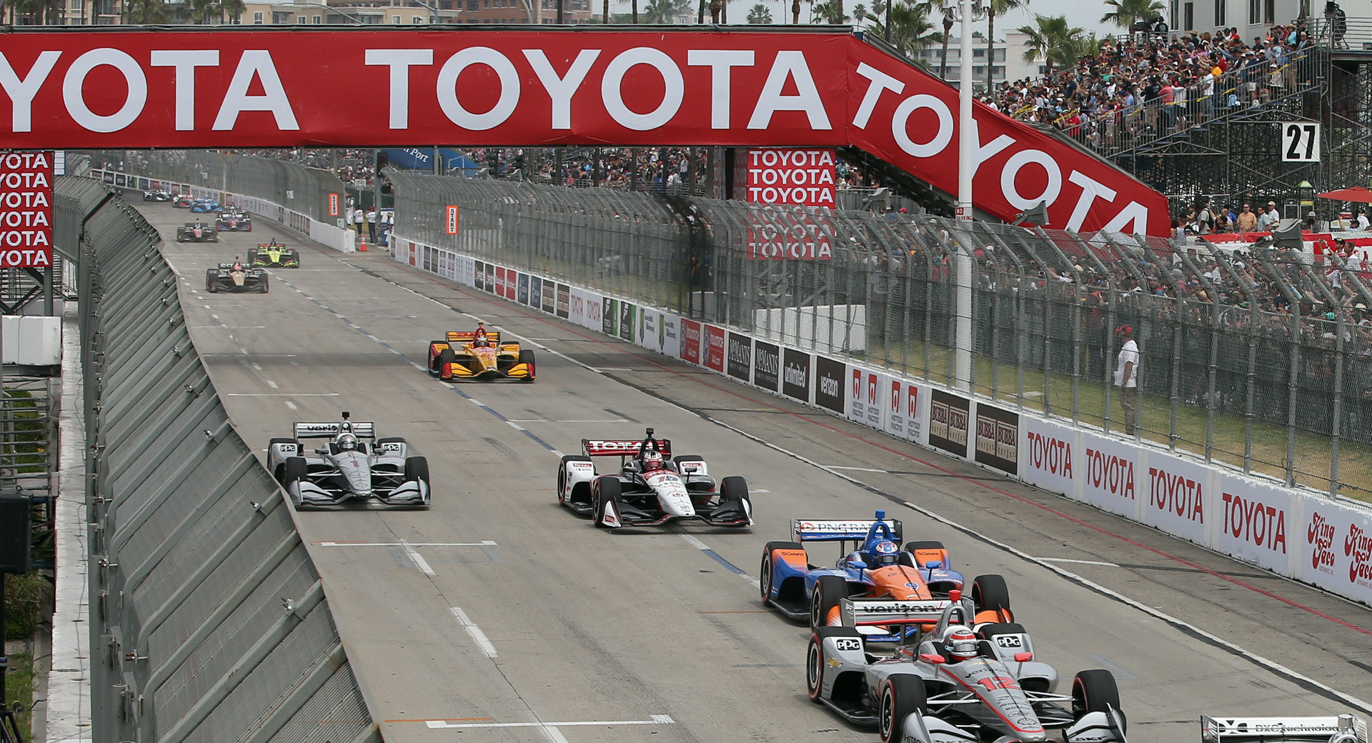 Long Beach Grand Prix  Dates