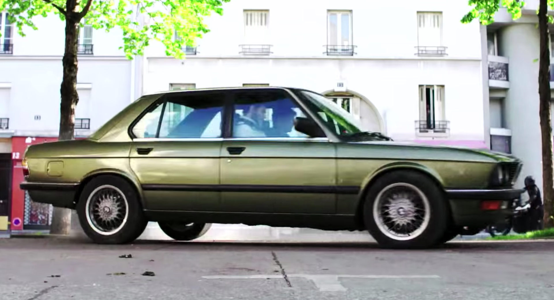 It S Not Just The New Bmw M5 That Tom Cruise Drives In The
