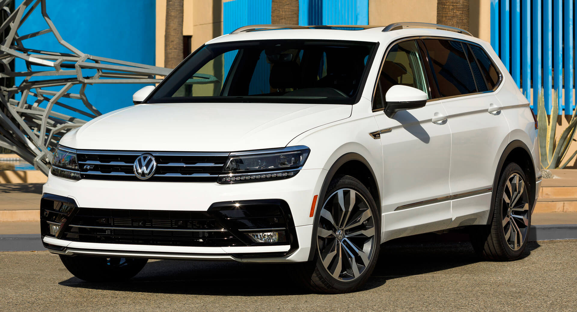 2018 Vw Tiguan And Touran Recalled Worldwide Over Possible Fire Risk Carscoops