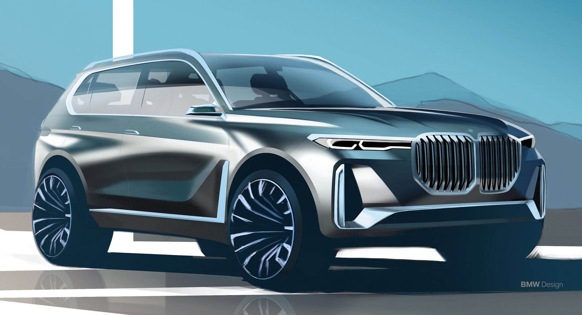 Bmw X7 M Performance Crossover Already Under Consideration