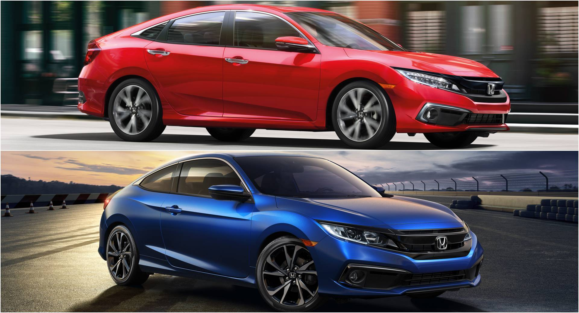 Honda Details 2019 Civic Sedan And Coupe Updates Releases Pricing