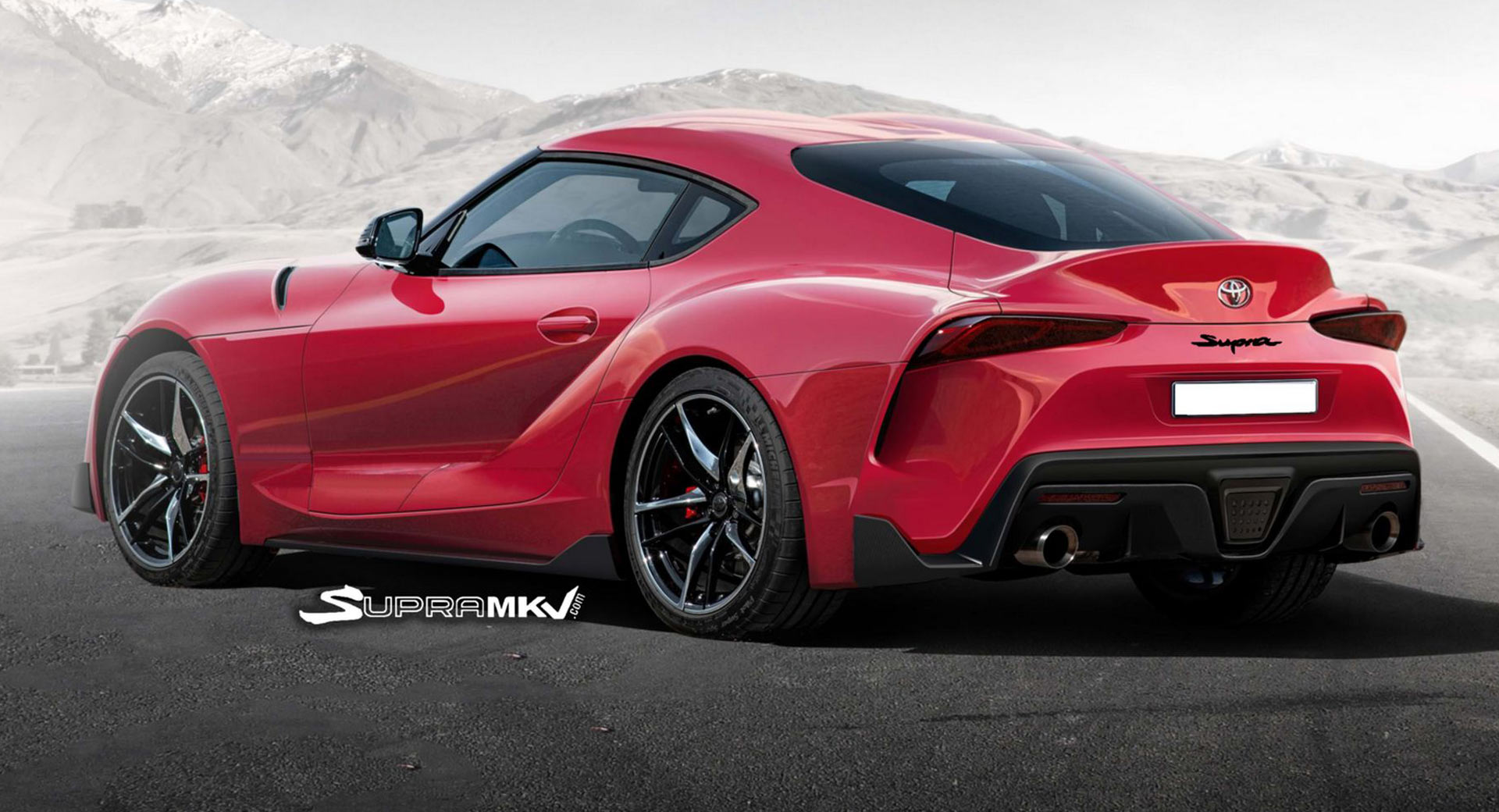 New Toyota Supra: This Is Almost Certainly What It'll Look Like ...