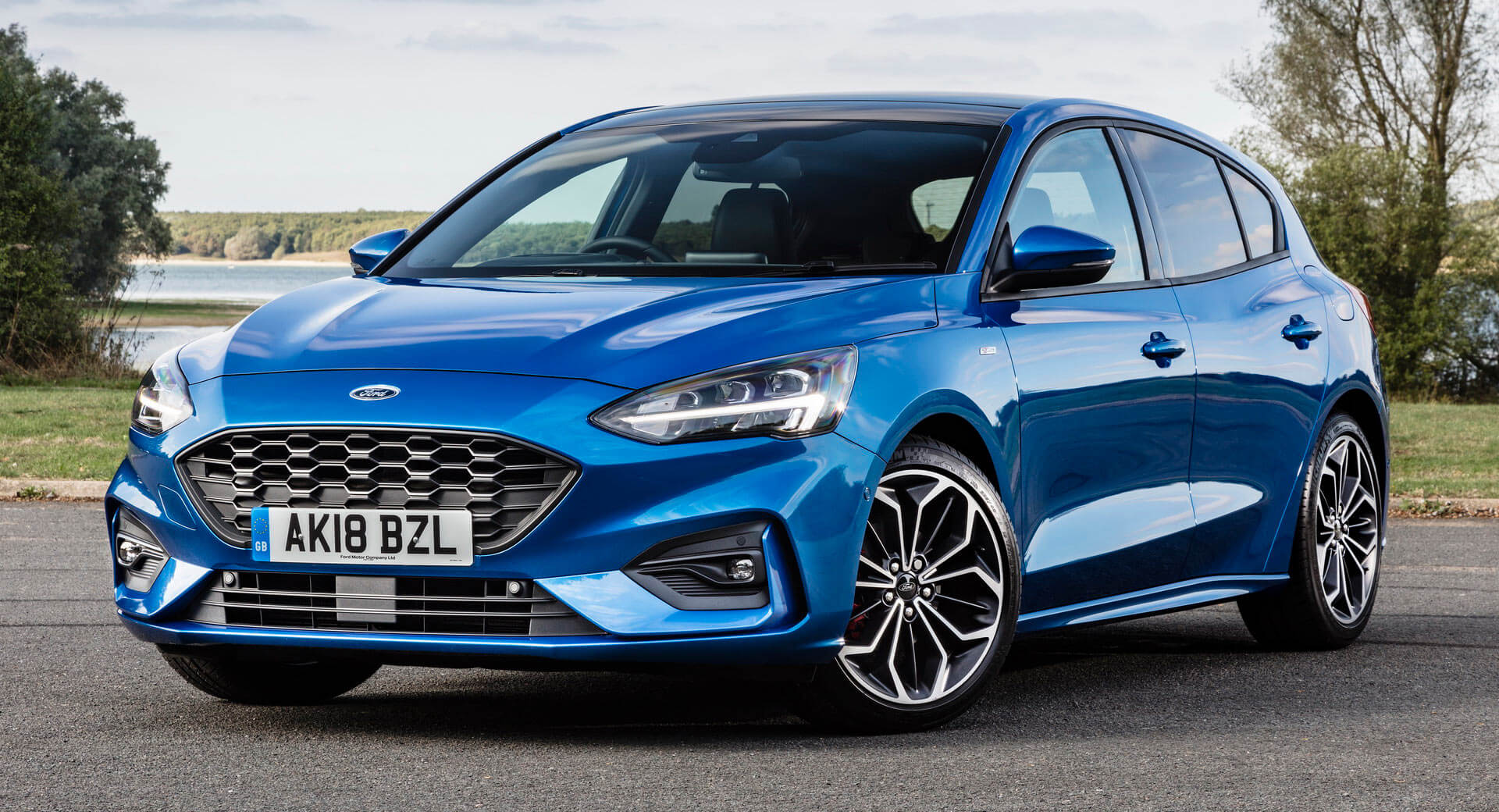 Ford Markets New Focus As Ideal For Handling Kids Growth